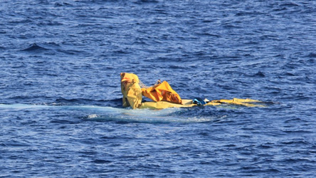 010816 cuban migrants at sea