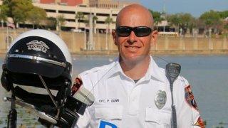Officer Paul Dunn