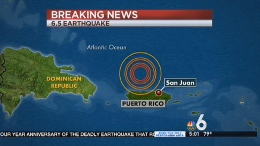 011314 puerto rico earthquake