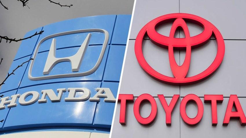 Toyota Of South Florida >> Air Bag Woes Force Honda Toyota To Recall 6m Vehicles Nbc
