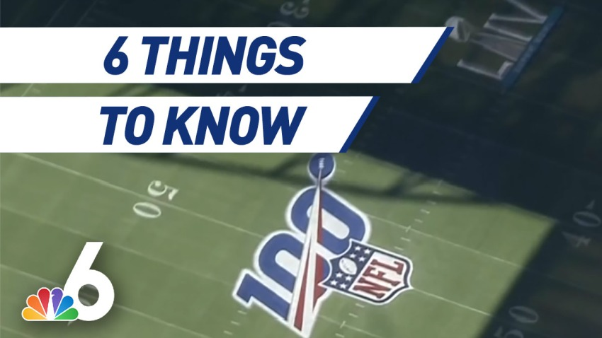 6 Things to Know – Super Bowl LIV Activities Get Underway, Former NFL Star Surrenders After Warrant