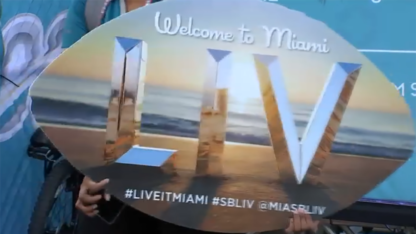 Super Bowl Festivities Begin Amid Concerns Over Security, Human Trafficking