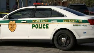 013019 miami-dade police car generic