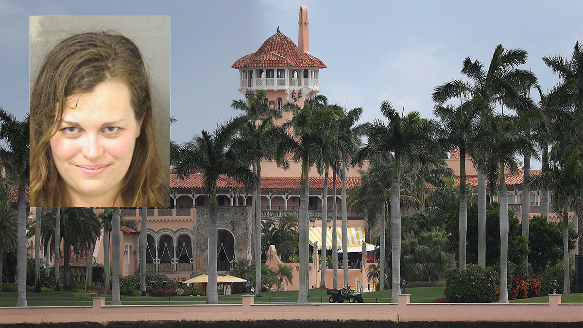 Two Charges Dropped for Woman Who Allegedly Drove Through Barricades Near Mar-a-Lago