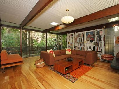 A Woodland Retreat in Los Angeles
