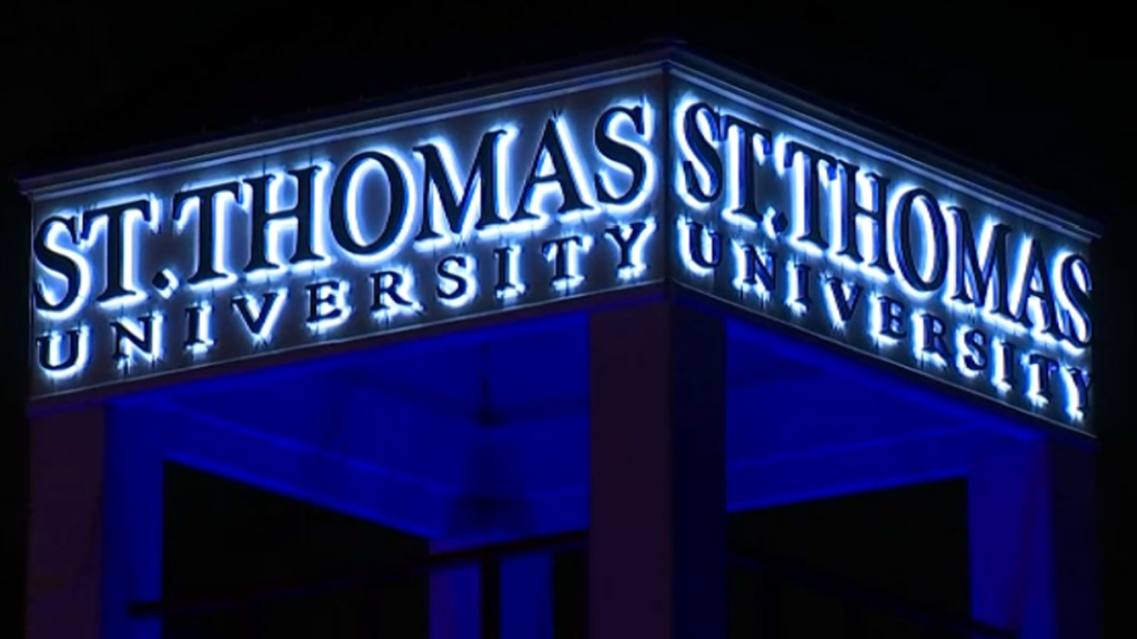 St. Thomas University in Miami Gardens