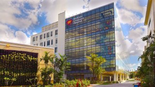 Nicklaus Children's Hospital in Miami