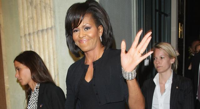 040809 Michelle Obama P1
