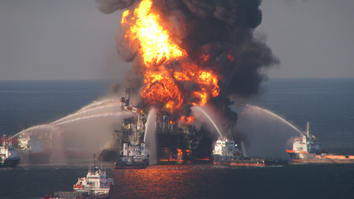 Gulf Oil Spill Anniversary