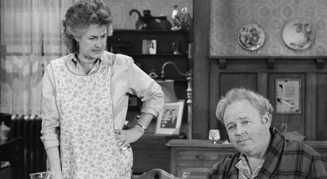 042709 Bea Arthur as Maude in All in the Family p1