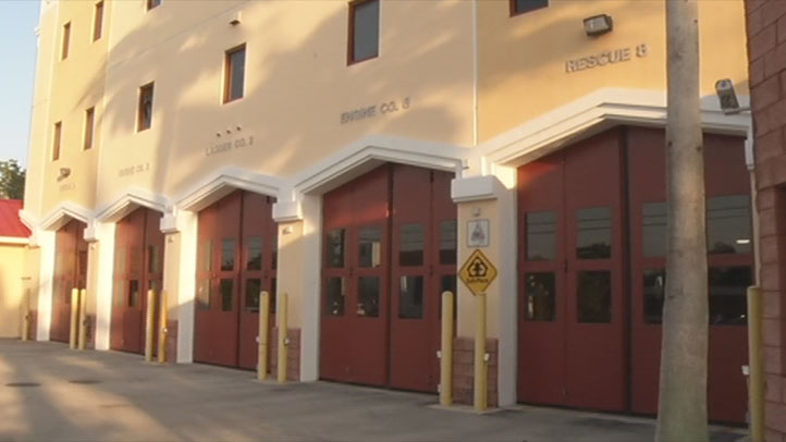 051111 fort lauderdale fire rescue station