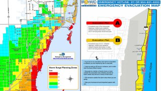 052317 miami-dade broward evacuation zone maps