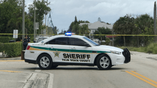 060218 Palm Beach County Sheriff's Office car