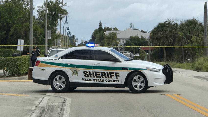 060218 Palm Beach County Sheriff's Office car
