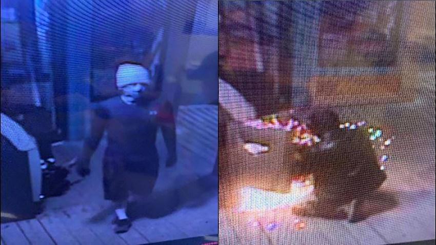 Florida Thieves Weld ATM Shut
