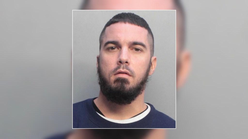 Undated file mug shot of Giovanni Fernandez from Miami-Dade Corrections