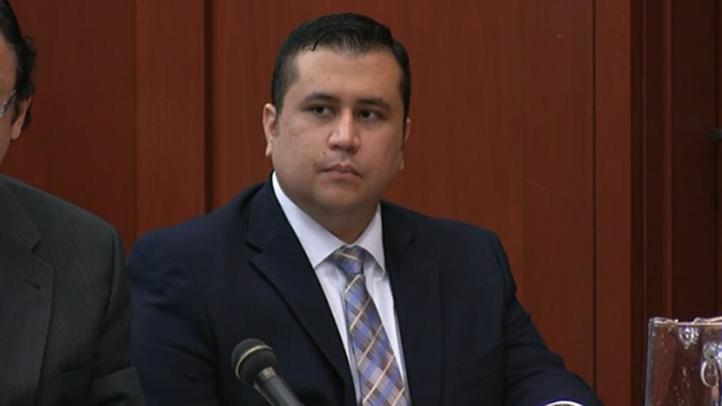 061113 george zimmerman in court