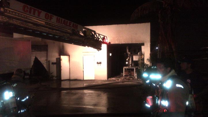 061213 hialeah warehouse fire