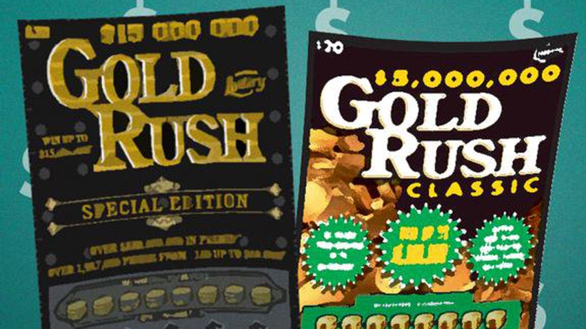 062119 Florida Lottery Gold Rush