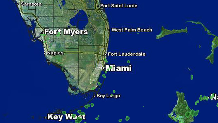 weather forecast: hot and sunny monday in south florida