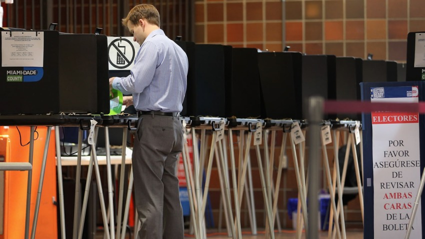 Florida Officially Joins National Voter Database Network