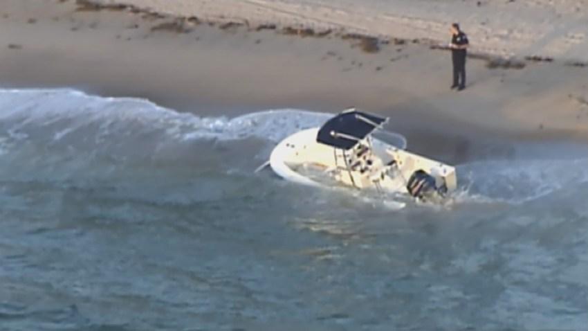093013 drug boat ashore fort lauderdale new