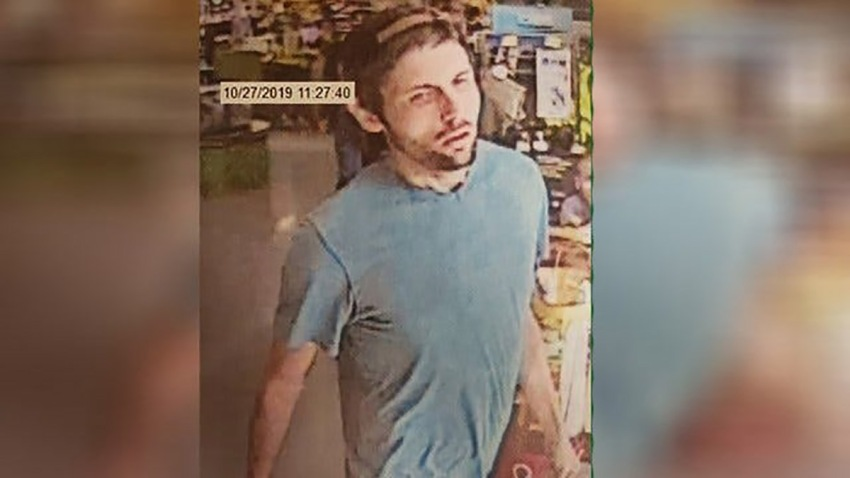 102919 condom stealing man from florida store