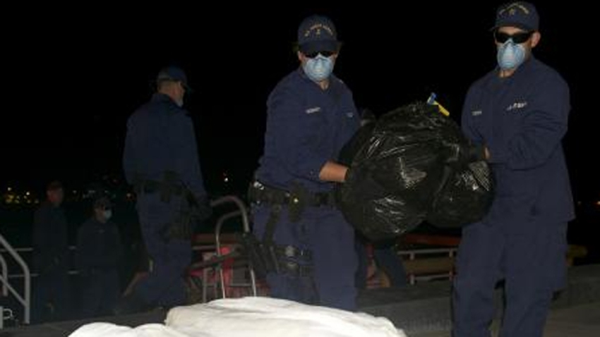 111413 coast guard cocaine st petersburg