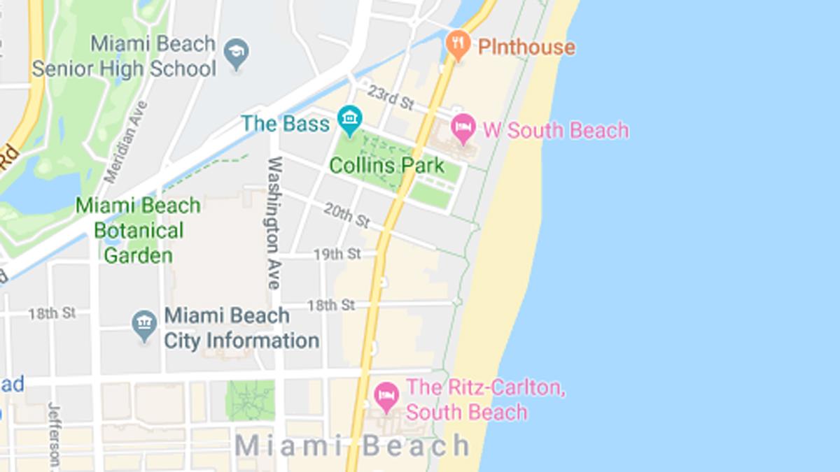 miami beach senior high school map - ustrave