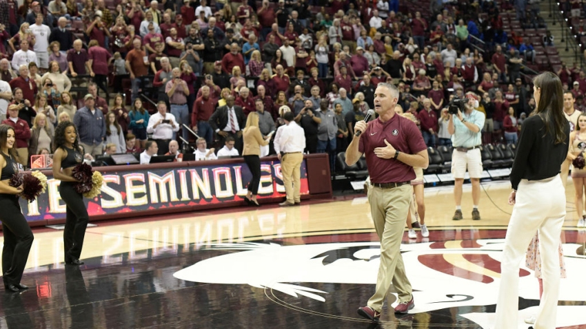 Florida State Introduces Mike Norvell As New Head Coach