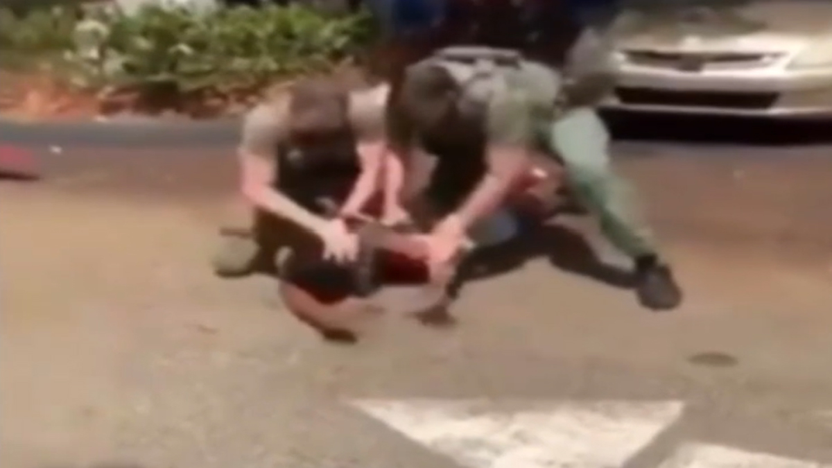 BSO Fires Deputy Involved in Teen Take-Down Caught on Camera