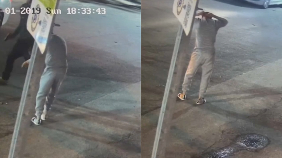 Video Shows Couple Robbed at Gunpoint on Miami Street