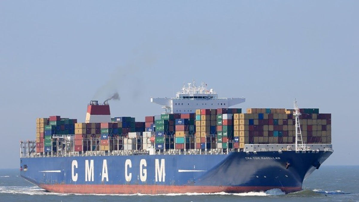 PortMiami Welcomes Largest Container Ship to Dock in Florida