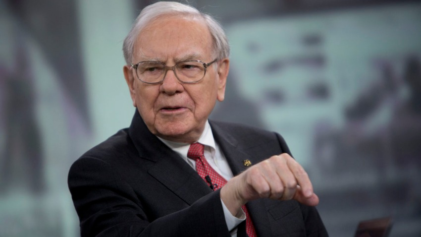 BUFFETT 40 CHANCES
