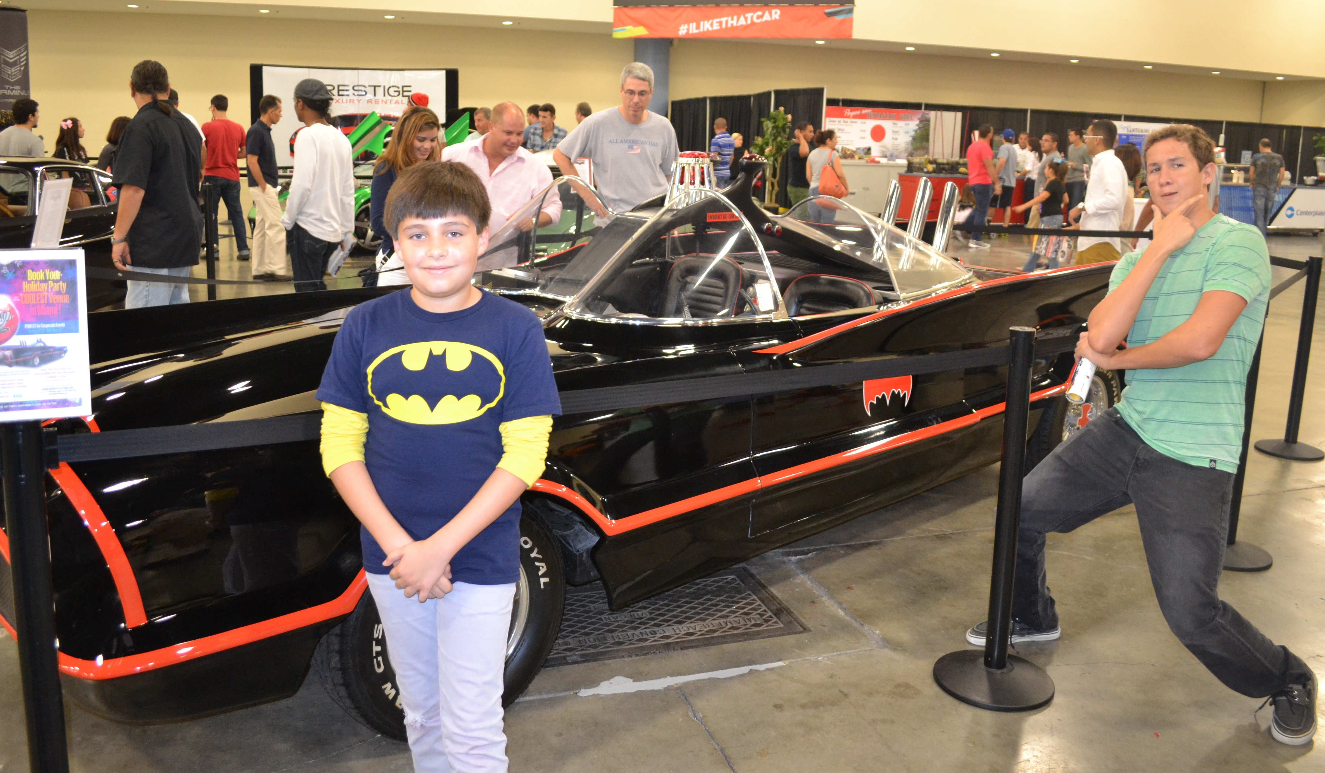 Miami Auto Show >> The New Generation Of Car Aficionados At The Miami Auto Show