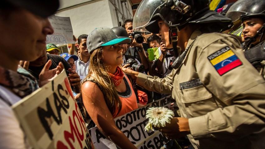 CARACAS PROTESTS