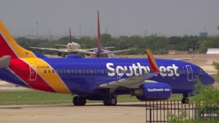 Southwest Airlines Plane