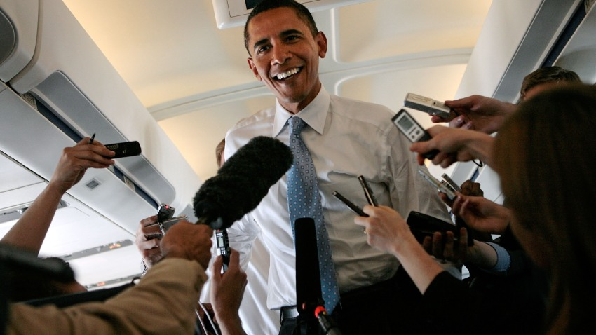 030309 obama media p1