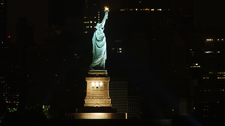 BLACKOUT NEW YORK