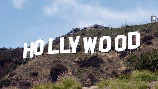 Hollywood Sign Prank