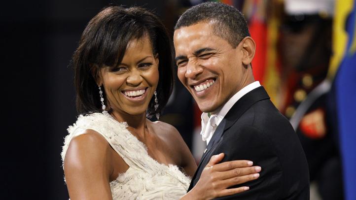 Michelle Obama Inaugural Gown