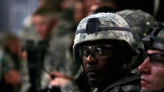 Iraq US Troops Drawdown