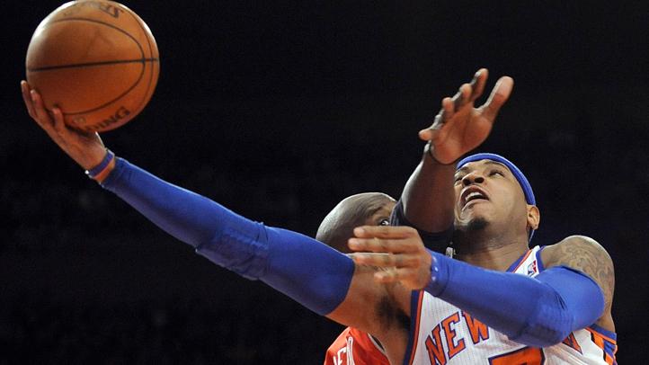 Nets Knicks Basketball