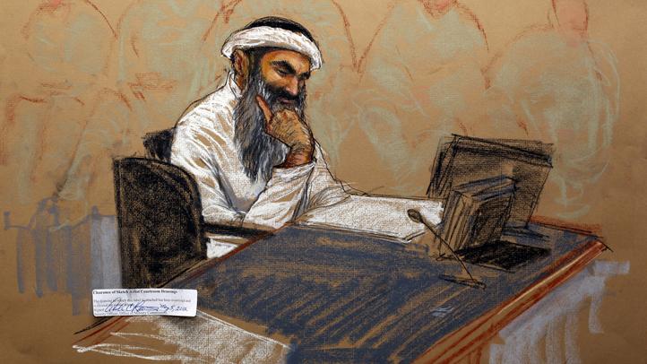 APTOPIX Guantanamo Sept 11 Trial