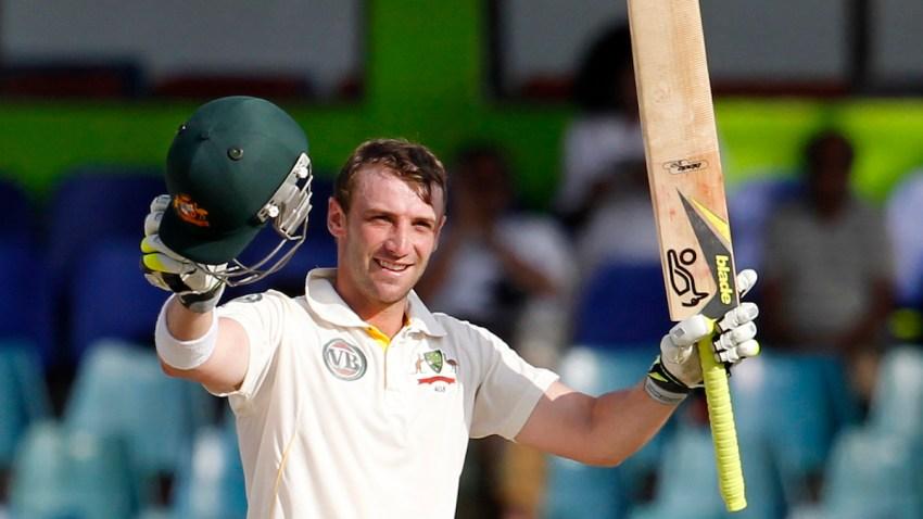 Australia Cricket Hughes