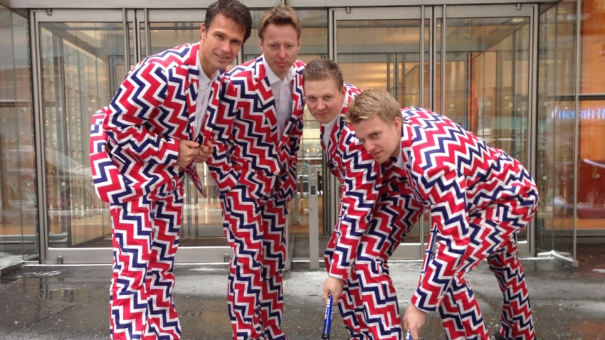 Norway's Olympic Crazy Pants