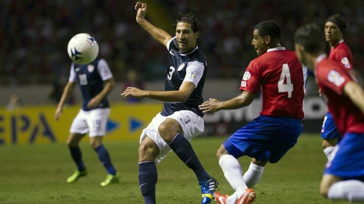 Costa Rica US Soccer Wcup