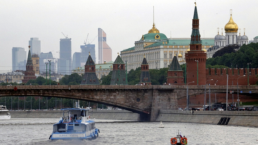 Moscow file photo