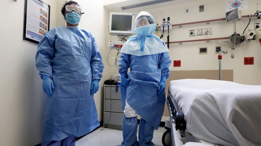 APTOPIX United States Ebola