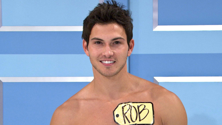 TV-Price Is Right Male Model